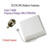 אנטנה עבור ZQTMAX 806 - 2700MHz 2G 3G 4G CDMA GSM DCS PCS UMTS לוח LTE אנטנה עבור מגבר אות טלפון סלולרי נייד (2)