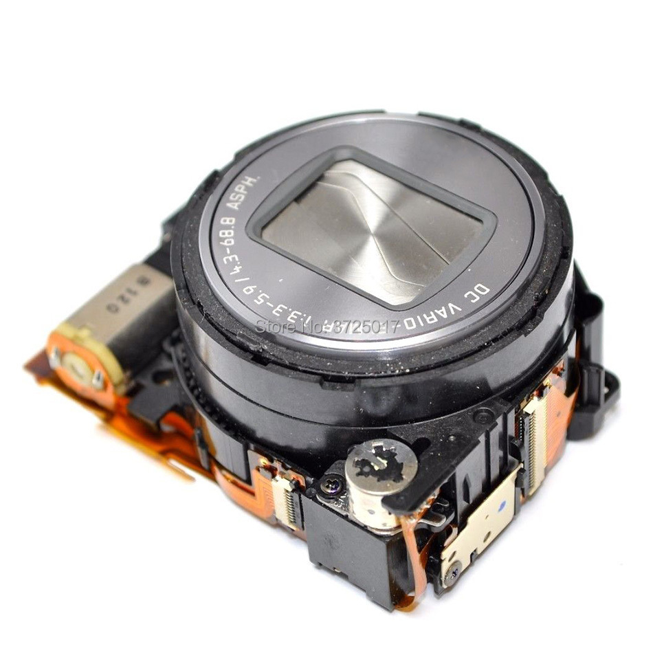 Optical zoom lens without CCD Repair parts For Panasonic DMC ZS8 ZS10 TZ20 TZ22 For Leica