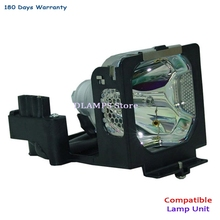 POA-LMP55 High Quality Projector Lamp with Housing For Sanyo PLC-XU25 PLC-XU51 PLC-XU55 PLC-XT15KU With 180 Days Warranty