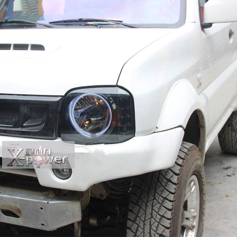 BESPLATNA DOSTAVA Svjetlo za glavu za Suzuki Jimny JB43 Kutne oči - Svjetla automobila - Foto 2