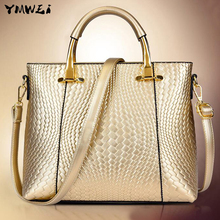 The new 2016 high-end temperament female bag Han edition fashionable embossing irregular single shoulder bag handbag in hand