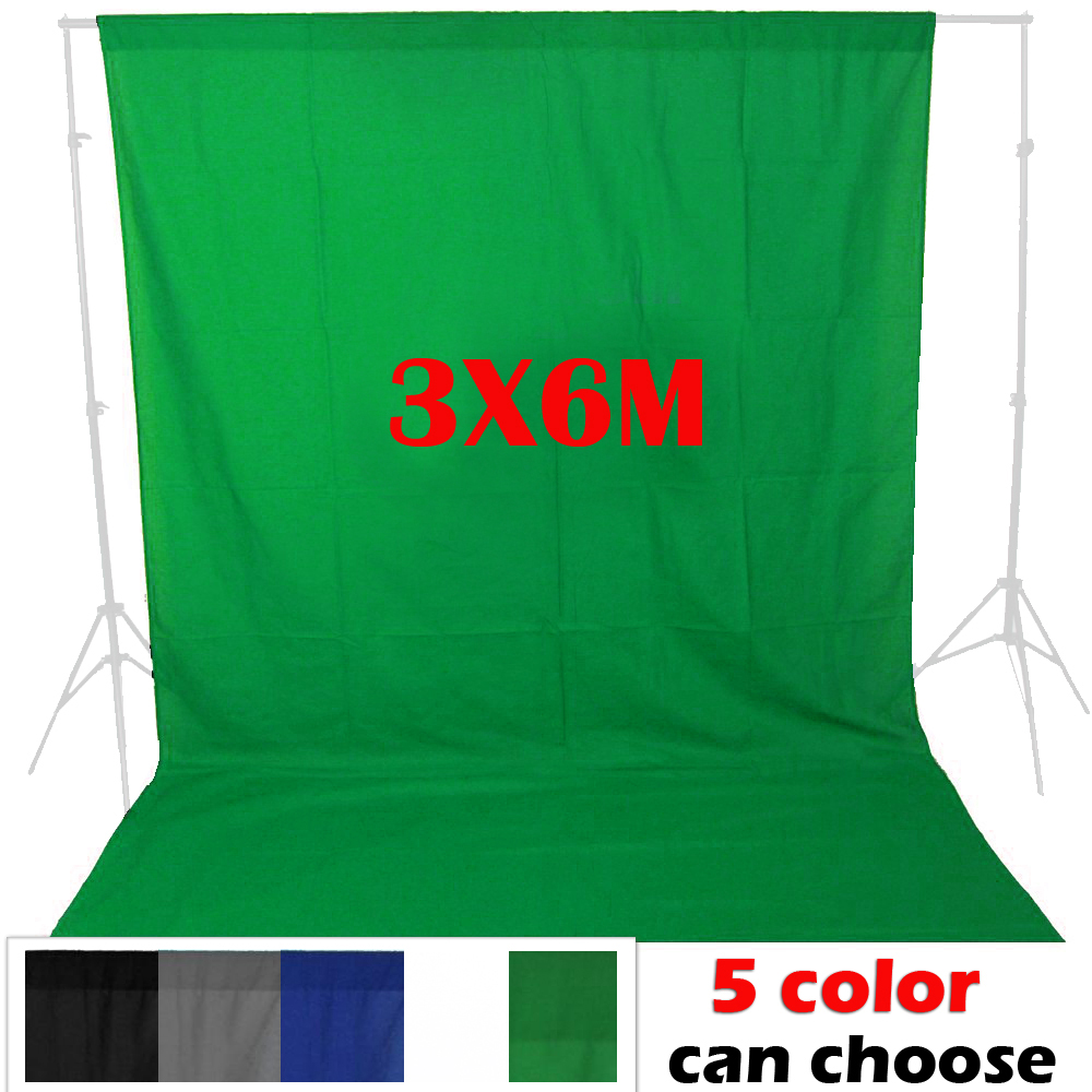 ASHANKS Camara Fotografica  White Screen 10FT X 19FT Lighting Chromakey Cloth For Photo Studio Background Backdrop Porta Retrato supon 6 color options screen chroma key 3 x 5m background backdrop cloth for studio photo lighting non woven fabrics backdrop