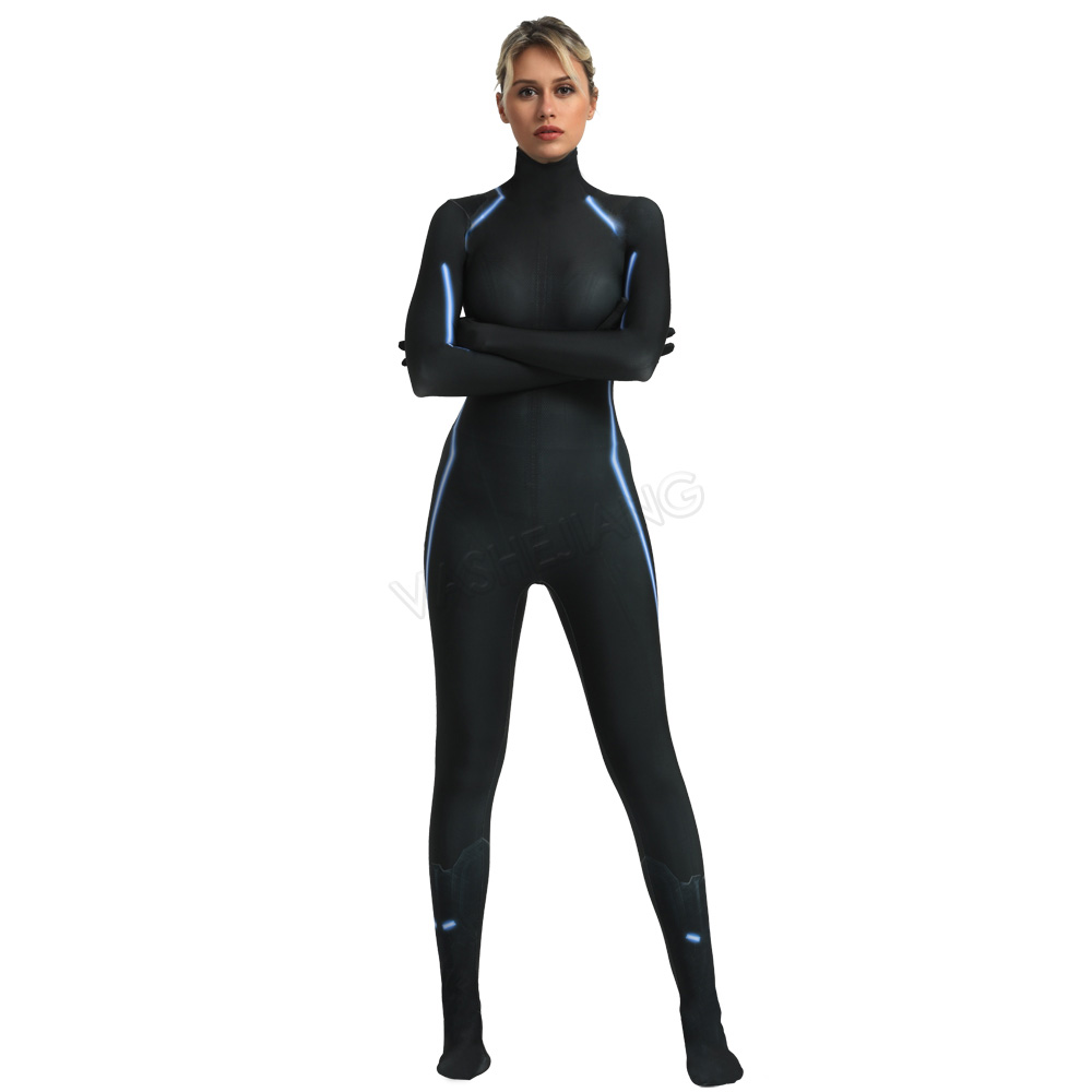 Avengers Endgame Black Widow Cosplay Zentai Costume Women Kids Halloween Avengers 4 Superhero Natasha Romanoff Costumes Jumpsuit