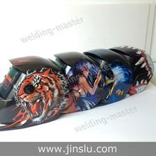 4PCS of Hot sales Grinding Function EN379 welding mask auto darkening welding helmet