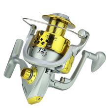 Sale Ryobi 2019 Molinete Fashion Time-limited River Daiwa Vissen Fishing Reel Line Round Fish Wheel The Head Yellow
