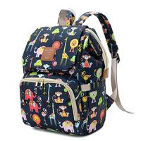 Mini Mummy Portable Bag Waterproof Backpack Multi Function Large Capacity Pregnant Women Casual Mother And Baby Bag