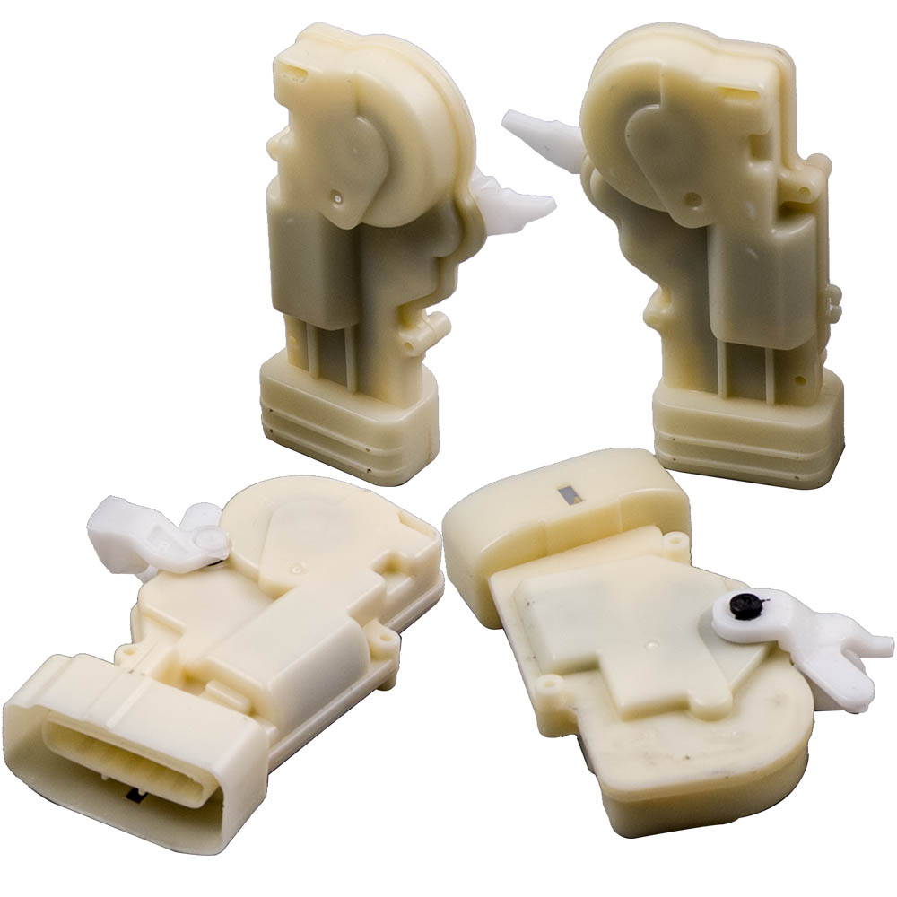 4pcs <font><b>Door</b></font> <font><b>Lock</b></font> Latch <font><b>Actuators</b></font> For 1999-2003 Lexus <font><b>RX300</b></font> Front/ Rear GS430 image