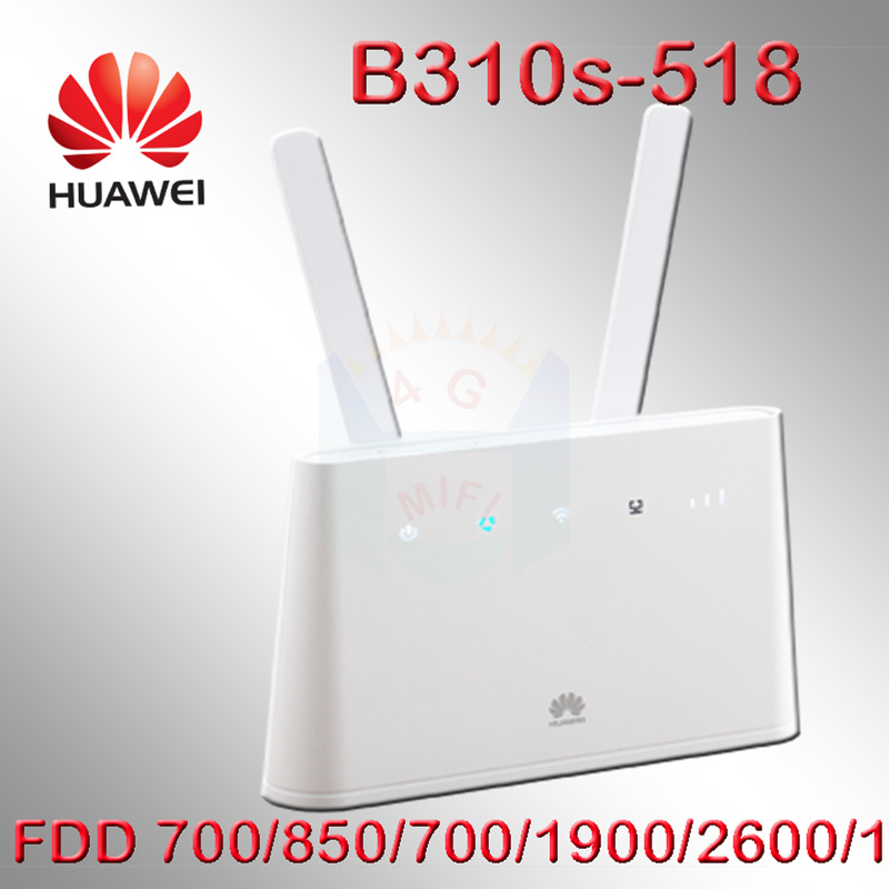 unlocked huawei b310 4g router 3g router with external antenna lte router rj45 4g lte router outdoor pk b315 b593 b683 e5172 цена 2017