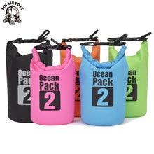 NEW PVC Ocean Pack Swimming Waterproof Bag Camping Hiking Ou