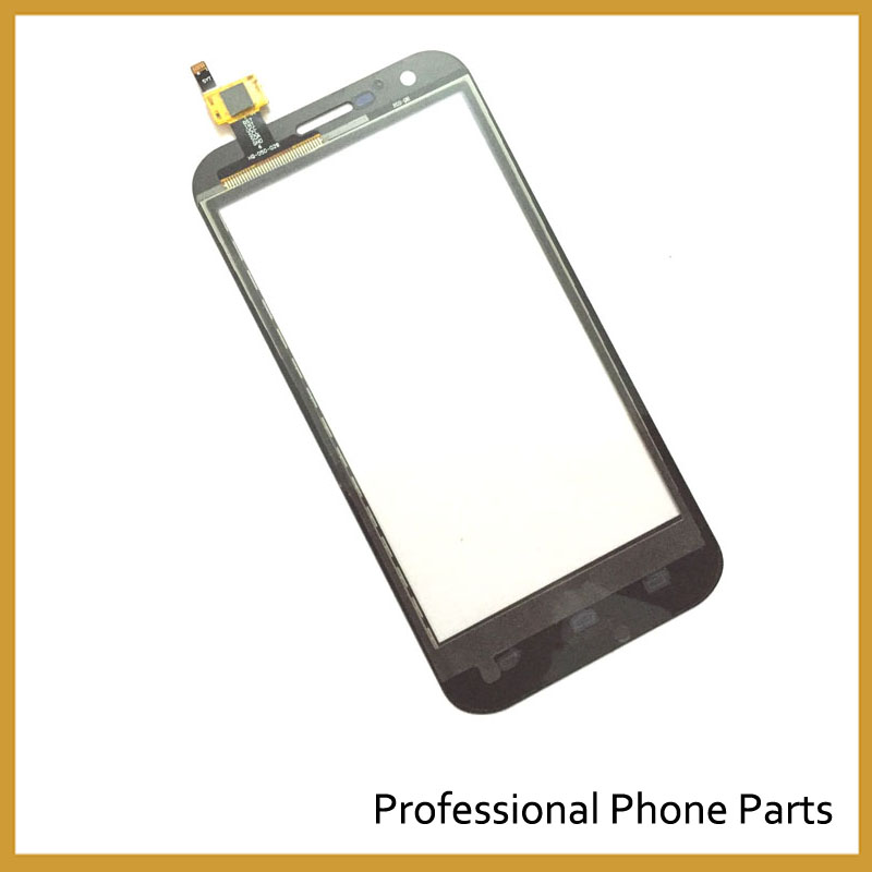 5.0 Black Touch Panel For Prestigio PAP 5501 Duo PAP5501 Touch Panel Sensor Digitizer Mobile Phone Replacement