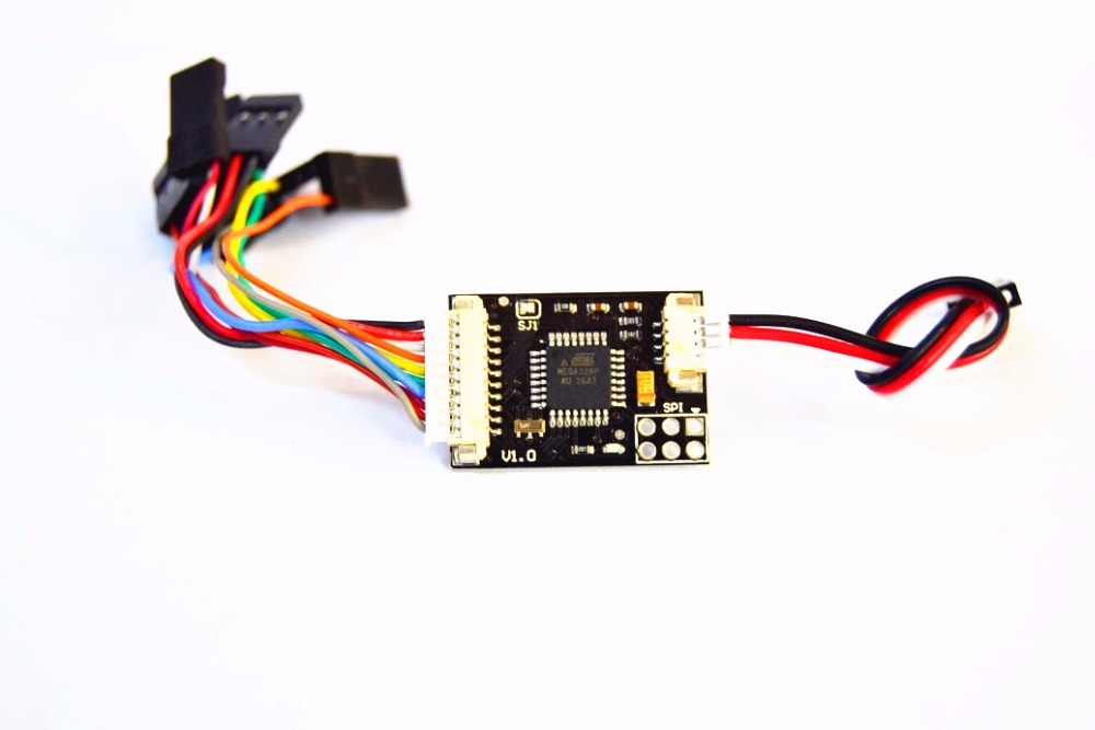 Pixhawk//PPZ//MK//MWC// PPM Encoder V1.0 Version for RC Receiver Flight Controller