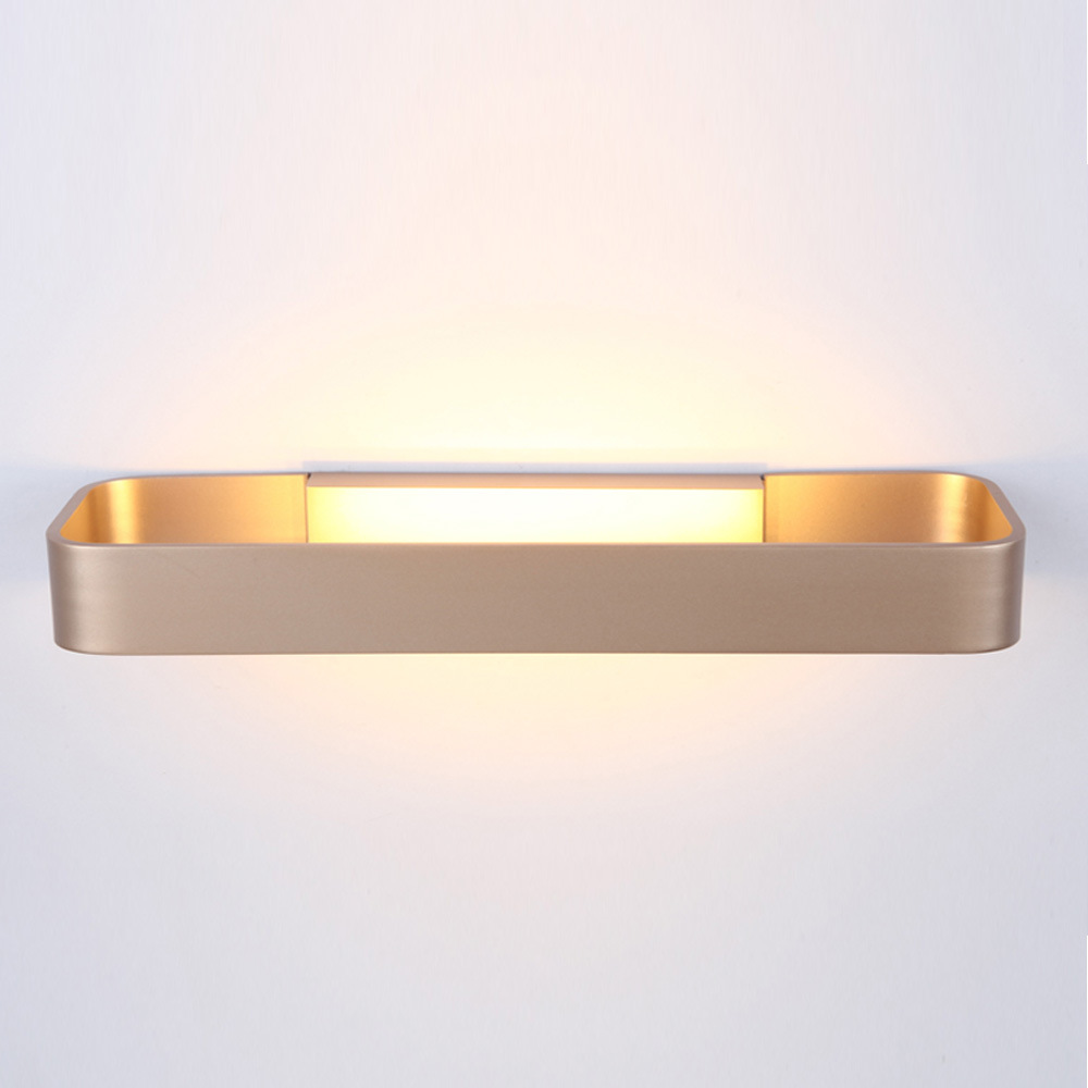 Modern Style Bedside Wall Lamp Led Wall Lights Grey Gold Body Wall Light fixture kitchen lamp AC90~260V Indoor lighting ZJQ0005 european style led wall lamp bedside lamp modern lighting creative wall lamp wall lamp fashion background lighting fixture