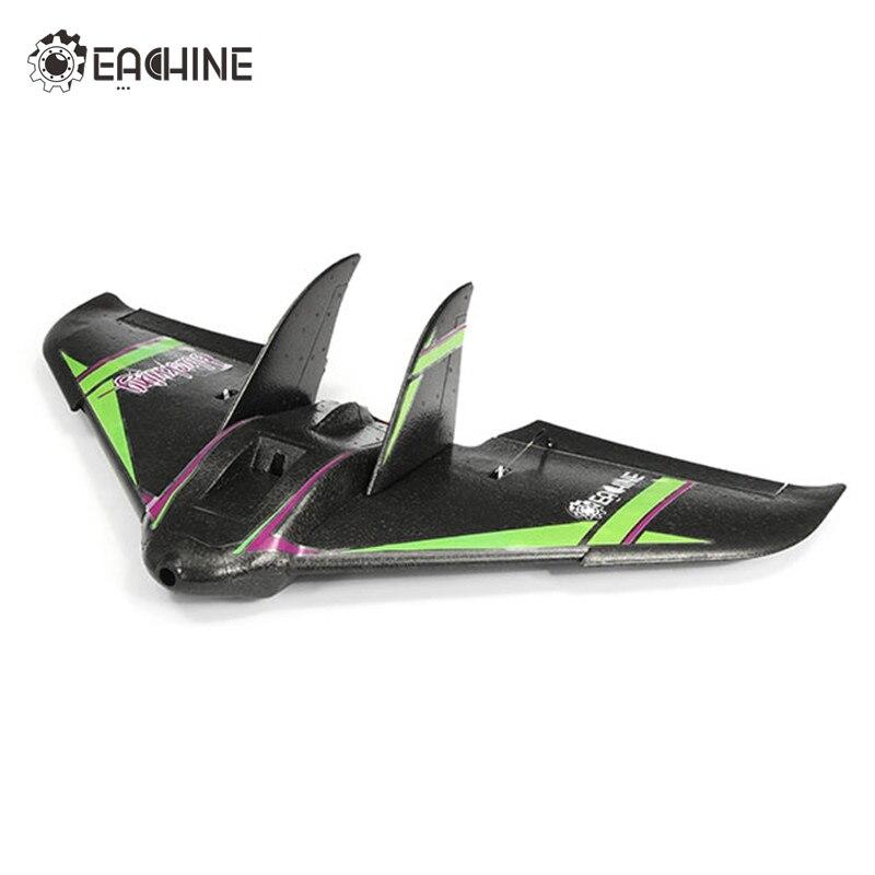 Eachine aile noire 680mm envergure EPP FPV Racer extérieur avion RC avion avion Drones modèle PNP/KIT jouets enfants cadeaux