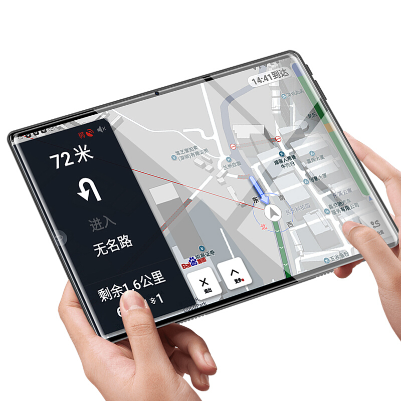 10,1 Zoll tablet Google store 10 Core 8GB RAM 128GB ROM 4G LTE Android 9.0 Tablet GPS WIFI 1920*1200 IPS Tablet Pad Glas Bildschirm - 5