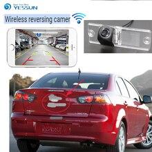 YESSUN car new hd wireless rear camera for Mitsubishi Triton L200 Hunter Sportero Strada MK3 Lancer V3 2008~2014