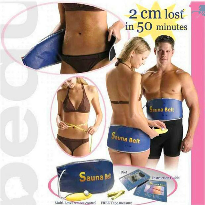 Sauna Belt  Heating Slimming Belt Health Care Body Massager Sauna Belt For Weight Loss
