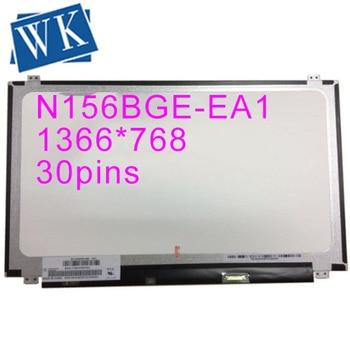 "Free Shipping  15.6"" slim LED laptop screen N156BGE-EA1 EB1 LTN156AT37 W01 NT156WHM-N12 LP156WHB TPA1 B156XW04 V.8 V.7"