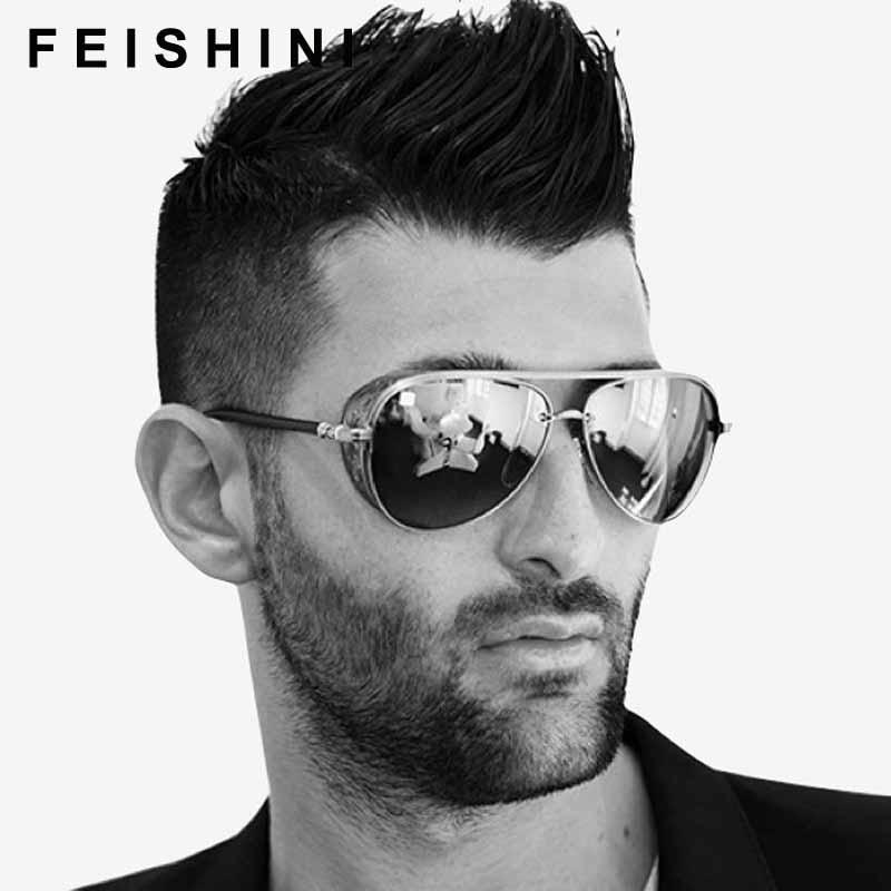 Högkvalitativa butiksräknare Goggle Solglasögon Kvinnor Märke Designer Luxury Steampunk Gradient Original Solglasögon Män COOL 2018
