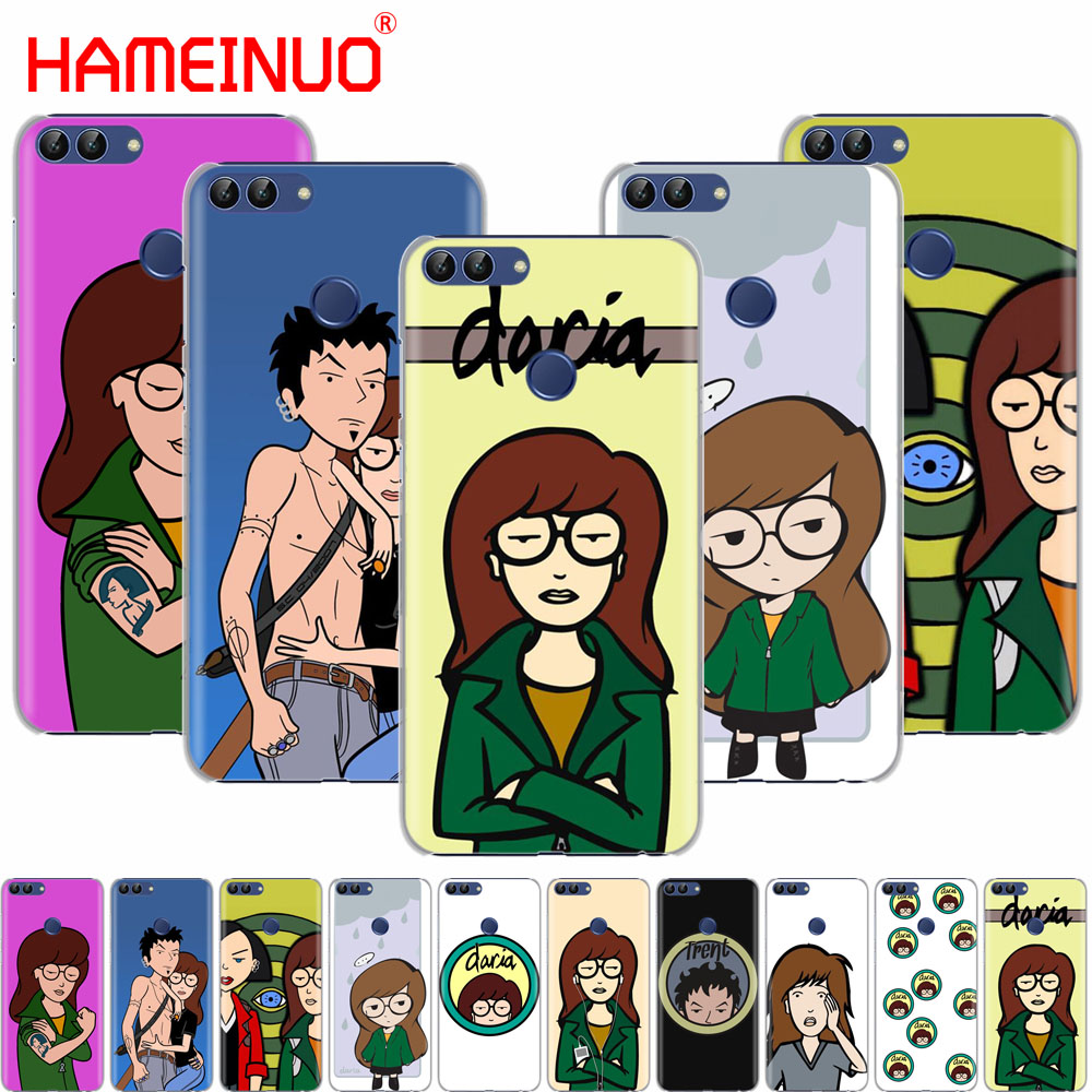 HAMEINUO DARIA MORGENDORFFER <font><b>cell</b></font> <font><b>phone</b></font> Cover Case for <font><b>huawei</b></font> Honor 7C Y625 Y635 <font><b>Y6</b></font> Y7 Y9 2017 2018 Prime