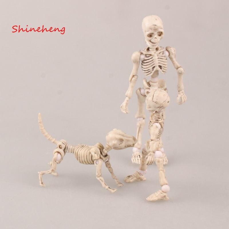 SHINEHENG Action-Figure Pose Skeleton Chan-Ver Body-Kun Toys Model-Doll Adult Child 3-8cm