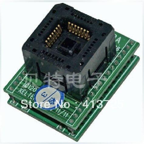 все цены на  SA008A test SUPERPRO580U/3000U PLCC28 DIP28 adapter burn  онлайн