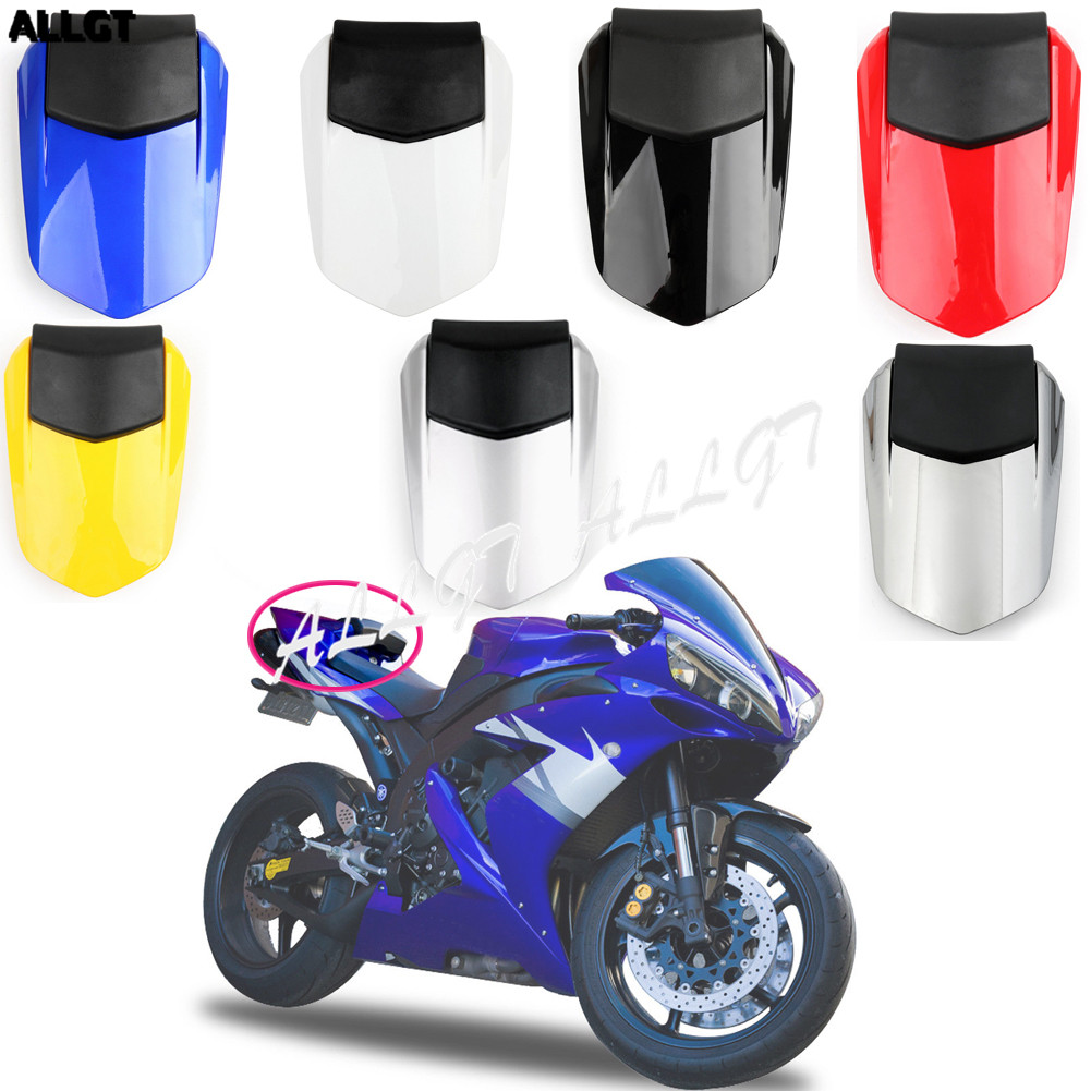 Pillion Rear seat cowl cover Injection Fairings for Yamaha YZF R1 1998-1999 ABS