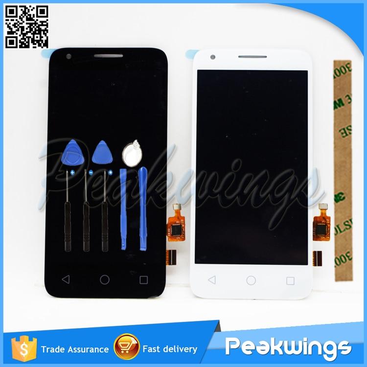 LCD For Alcatel One Touch Pixi 3 4.5 4027D 4027X OT4027 OT5017 5017E 5017D LCD with Touch Assembly For Alcatel One Touch LCD
