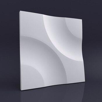 Формы для настенной плитки, силиконовые формы для 3D декоративных бетонных настенных панелей, индивидуальный дизайн, формы для цементной ст