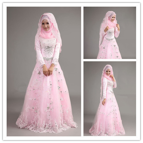 Dresses with hijab muslim wedding wedding dressesdressesss dresses with hijab muslim wedding junglespirit Image collections