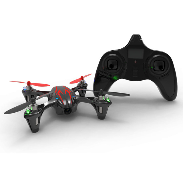 Hubsan H107C X4 2.4G 4CH Mini Quadcopter RC Helicopter RTF with 720P...