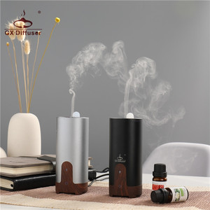 Image 5 - GX.Diffuser Portable Car USB Ultrasonic Humidifier Essential Oil Diffuser Aroma Diffuser Air Purifier Aromatherapy Mist Maker