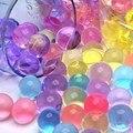 10000 шт., лампы для выращивания большой орбиз, 5-12 мм, гидрогель, цветные Водяные Шарики, прозрачные почвы для украшения дома