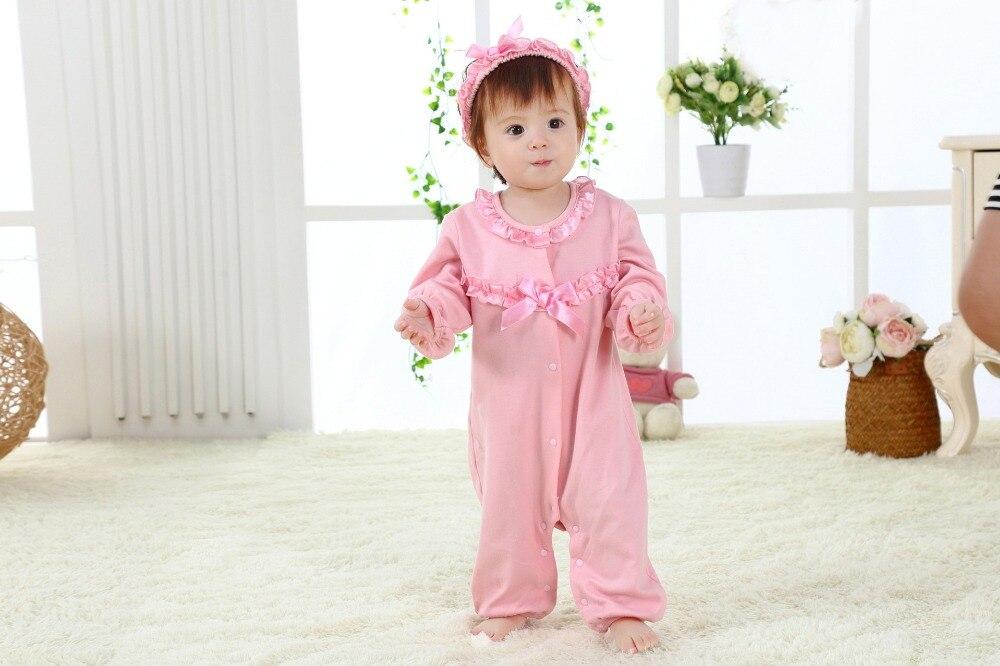 Արքայադուստր ոճը Նորածնի մանկական - Հագուստ նորածինների համար - Լուսանկար 3