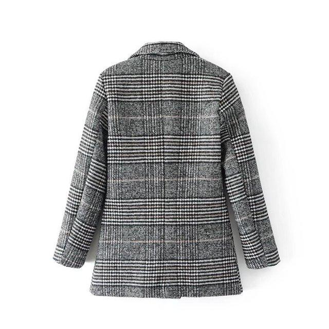 Women Tweed Blazer