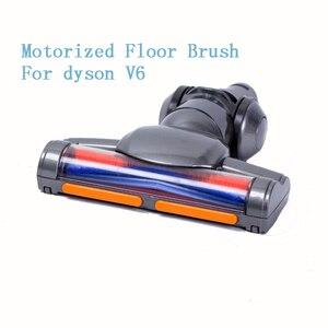 Image 2 - ไฟฟ้าชั้นแปรงหัวฉีด Turbo แปรงสำหรับ Dyson V6 DC44 DC45 DC58 DC59 DC61 DC62 74 เครื่องดูดฝุ่นเปลี่ยนอะไหล่