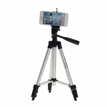 Fahsion Bluetooth Remote Control Self-Timer Shutter Clip mobile phone Holder Tripod Sets Gift