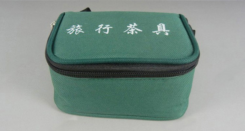 Easy Travel Portable Gong Fu Tea Ceremony Set 4