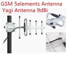 OSHINVOY 868MHz outdoor yagi antenna N female GSM 900M 5elements yagi 868M direction yagi antenna 9dBi