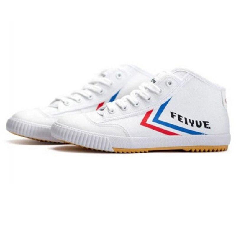 EU34 44 567 568 France FeiYue Classic High Top Lovers Shoes Outdoor KungFu TaiChi Training Work