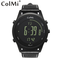 ColMi Beyond Smartwatch 50 Meter Waterproof Standby 2 Years 24 Hour Sport Monitoring For Android IOS