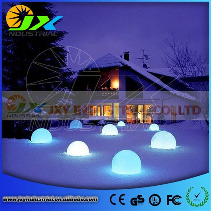 2st * 30cm LED Mood Light Ball till Sky Night - Festlig belysning - Foto 2