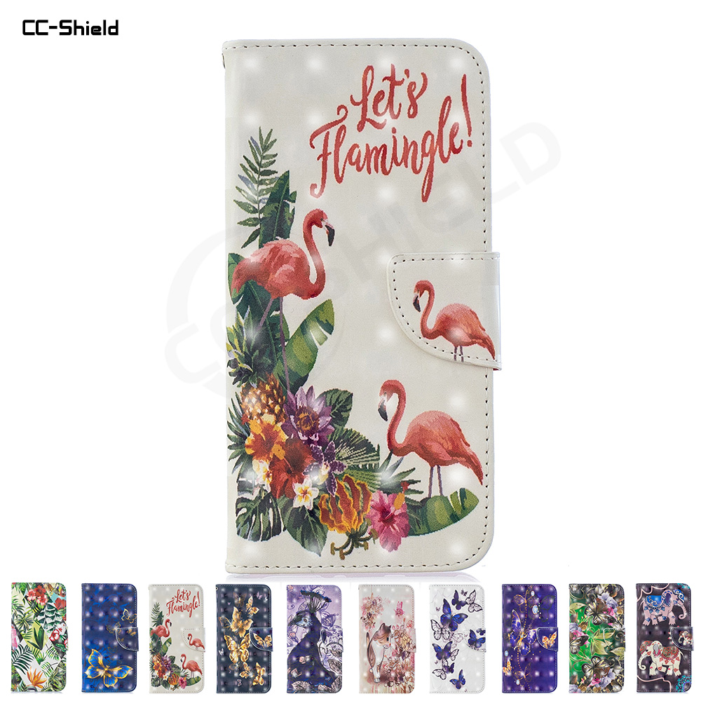 Baggage Covers Golden Waves Flamingo Tropical Floral Plants Washable Protective Case
