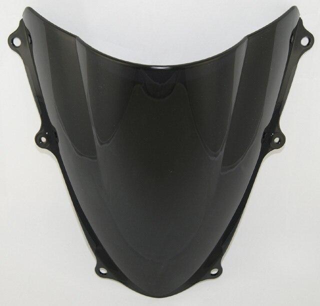 Double Bubble Windscreen Windshield Shield Screen For SUZUKI GSXR1000 GSXR 1000 2009 2010 2011 2012 2013
