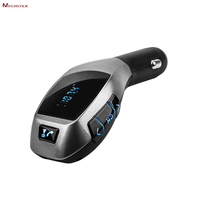 Car Kit TF Card USB Flash Disk AUX IN MP3 Player Wireless Bluetooth Hands Free FM