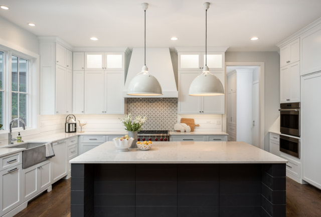 Moderne Keuken Ontwerpen : Moderne keuken eiland keukenkast ontwerpen in moderne keuken eiland