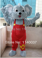 Koala Bear mascot costume custom color costume cosplay food Cartoon Character carnival costume fancy Costume party