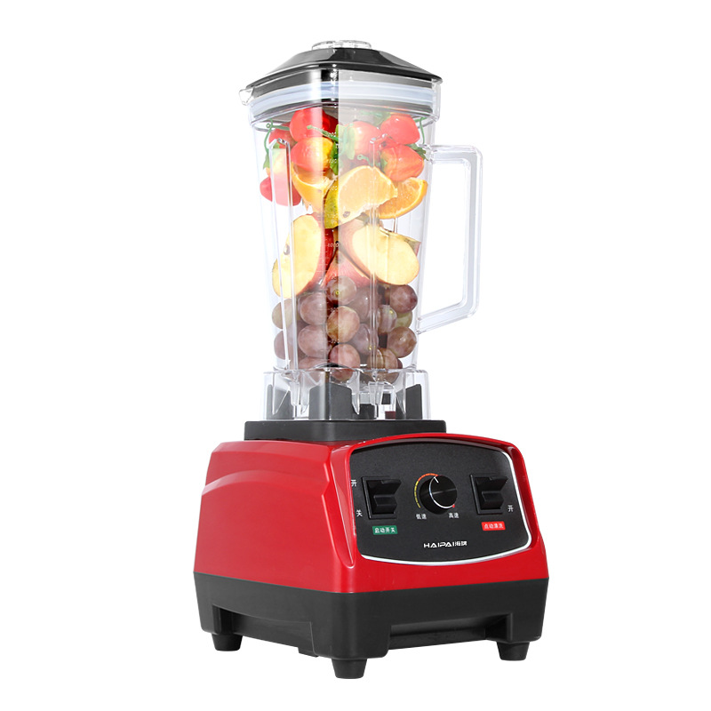 Electric Juicer Machine Power Food Mixer Blender Fruit Vegetable Citrus Generation Juicer Make Juice Sugarcane Cooking Machine bear 220 v hand held electric blender multifunctional household grinding meat mincing juicer machine