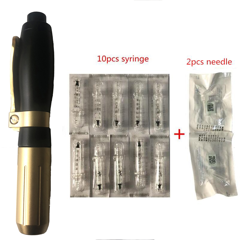 Needle-free nebulizer Wrinkle-removing atomizer Small Steel Gun Adjustable dosageNeedle-free nebulizer Wrinkle-removing atomizer Small Steel Gun Adjustable dosage