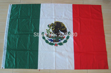 "FREE SHIPPING -3 x 5 feet  ""Mexico"" National Flag / Banner, ""MX"" Polyester Flags, Big flag, 208480 Wholesale & Retail"