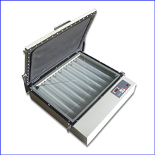 silk screen plate exposure unit with vacuum exposure unit price expsoure unti for sale